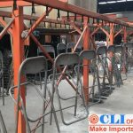 Folding Table: Technological Comparison Between Two Factories